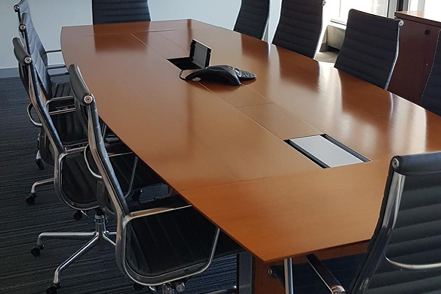 12′ MEETING TABLE - Transitions Solutions Office Solutions that work.