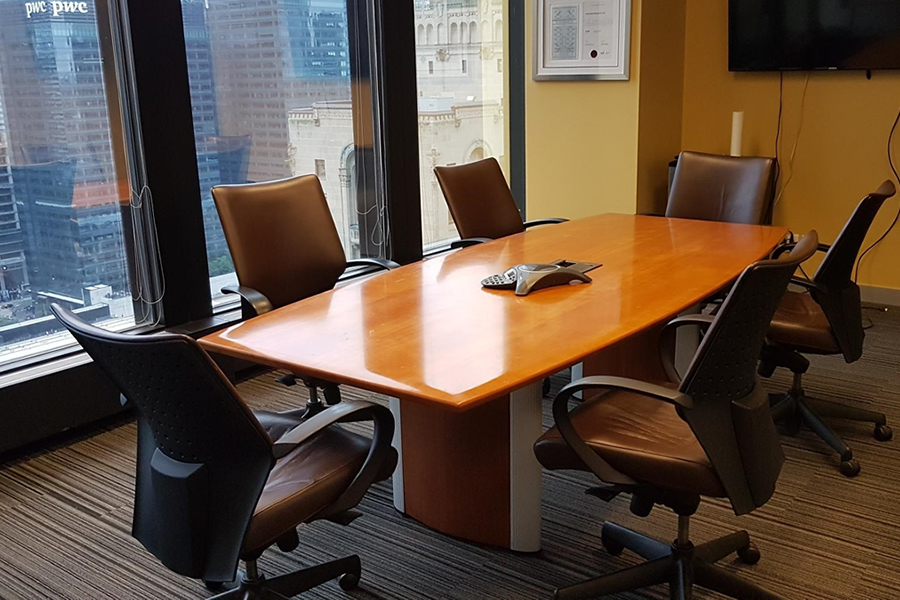 8′ MEETING TABLE - Transitions Solutions Office Solutions that work.