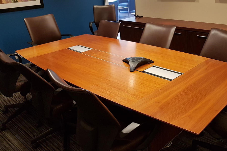 8′ MEETING TABLE II - Transitions Solutions Office Solutions that work.