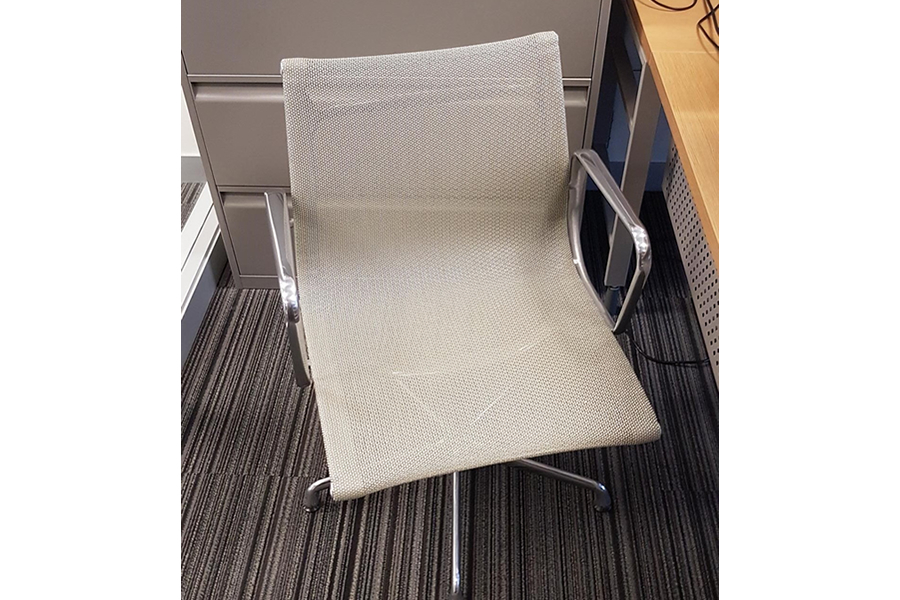 EAMES GUEST CHAIR - Transitions Solutions Office Solutions that work.