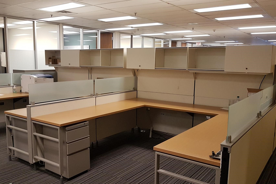 WORKSTATION UNIT - Transitions Solutions Office Solutions that work.
