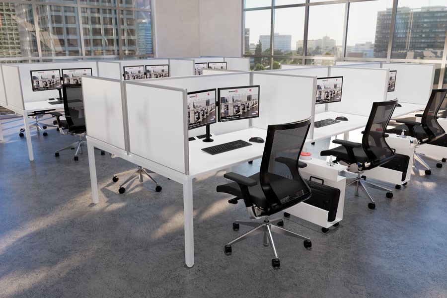 Workspace48 - Transitions Office Solution Experts, New Furniture
